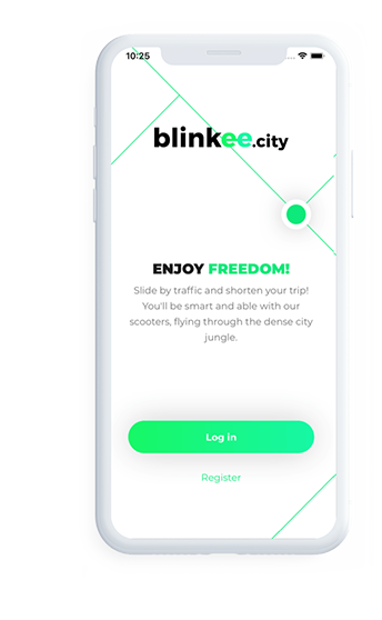 For individual customers | blinkee city